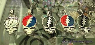 grateful dead sterling jewelry family silver at purplemoon com