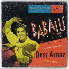 Desi Arnes by Records American Sabor