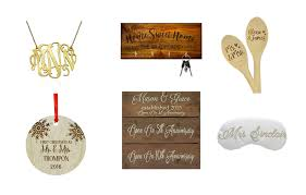 Personalized Gift Ideas by Top 10 Best Personalized Bridal Shower Gifts