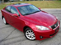 lexus is250 for sale near me 2011 used lexus is 250 4dr sport sedan automatic awd at gt motors