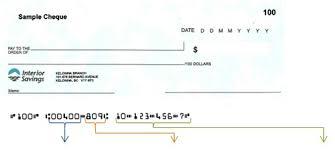 Interior Credit Union Interior Savings Credit Union Pre Authorized Transactions