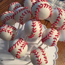 baseball cakepops cakepops by mona pinterest cakepops cake