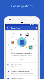 contacts android apps on google play