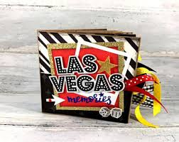 las vegas photo album las vegas photo etsy