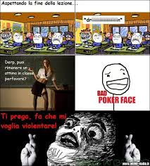 Inglip Meme - oh crap omg rage face magari meme italia