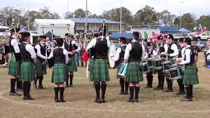 bagpipes scottish music in australia 2 of 2 youtube