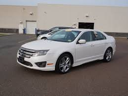 awd ford fusion 2011 used ford fusion 4dr sedan sport awd at honda of turnersville