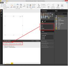 r lementation si e auto getting started with r scripts and r visuals in power bi desktop