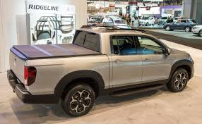 honda jeep 2000 2017 honda ridgeline black edition genuine accessories on display