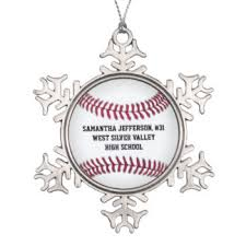 sports ornaments keepsake ornaments zazzle