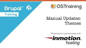 Drupal Hosting Title Tutorial Updating Drupal 8 Lesson 4 Manual Theme Updates Youtube
