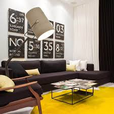 black white and yellow bedroom black white and yellow bedroom black white and yellow living room