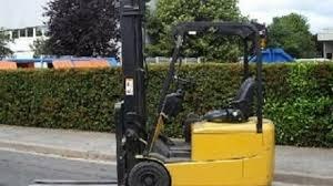caterpillar cat ep15krt forklift lift trucks chassis mast and