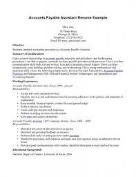 the most stylish accounts payable resume format resume format web