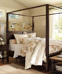 Bedroom Furniture Canopy Bed Rustic Bedroom Furniture Log Rustic Beds
