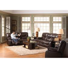 Catnapper Reclining Sofas by Catnapper Arlington Leather Reclining Sofa Set Mahogany Hayneedle