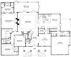 floor plans for large homes 46 luxury large house plans 7 bedrooms floor and home plans