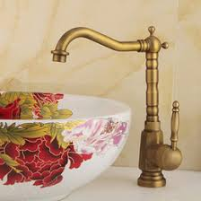 Brass Faucets Bathroom by Antique Brass Waterfall Bathroom Faucet Online Antique Brass