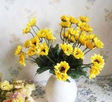 Fake Sunflowers Sunflowers Wedding Bouquets Ebay