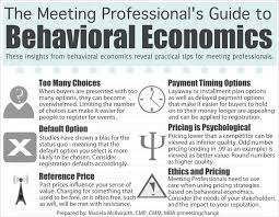 the meeting professional u0027s guide to behavioral economics
