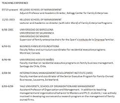 six principles of idea ivan lansberg faculty kellogg of management
