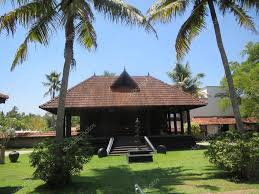 nalukettu house traditional nalukettu house in kerala stock photo bhanumohan