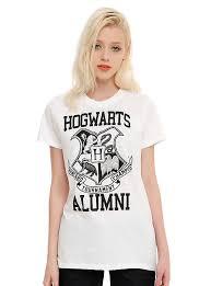 hogwarts alumni tshirt harry potter hogwarts alumni t shirt hot topic