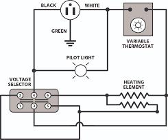 electric stove wiring diagram vienoulas info