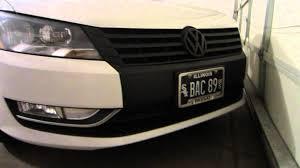 white volkswagen passat 2012 2012 passat plastidip rims roof emblems grill and bumper morozdip
