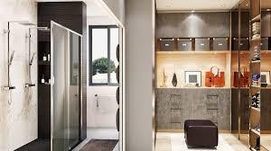 chambre avec dressing et salle de bain idée d aménagement une chambre avec dressing et salle de bain