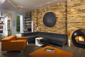 Ideas Stone Wall Living Room Design   NationTrendzCom - Wall design for living room