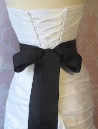 grosgrain ribbon belt black grosgrain ribbon 2 25 inch wde ribbon sash bridal sash