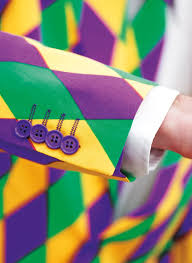 mardi gras material the mardi gras party blazer and tie by opposuits