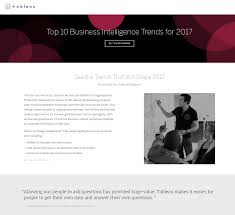how to write a white paper format 20 white paper landing page examples critiqued this picture shows marketers how tableau uses a white paper landing page to create a great