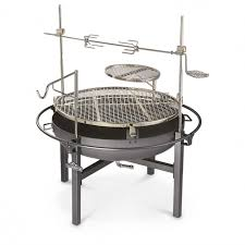 fire pit cooking grate delightful pilot rock steel fire ring with cooking grate 24in