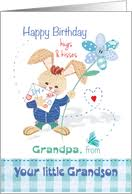 grandpa from grandson birthday cards from greeting card universe