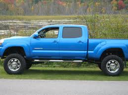 toyota in 2007 toyota tacoma information and photos zombiedrive