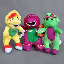 Barney And The Backyard Gang Doll Free Shipping 3 Styles Cute 7