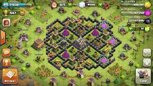 coc layout builder th8 screenshot base designs th8 page 179