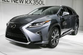 lexus jeep 2018 2018 lexus rx l first look more space for the clan motor trend