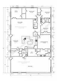 barndominium floor plans house plan barndominium floor plans pole barn house plans and