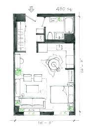 studio flat floor plan studio apartment designs layouts innovative art apartment designs