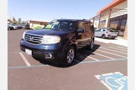 2012 honda pilot gas mileage used 2012 honda pilot for sale pricing features edmunds
