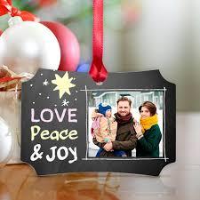 ornaments personalized photo ornaments costco photo center