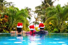 why you should spend christmas in belize sandy point resorts