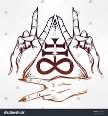 v sign hand flash tattoo fingers stock vector 454806238 shutterstock