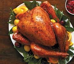 30 easy thanksgiving turkey recipes best roasted turkey ideas turkey with butter thyme butter recipe walmart live better