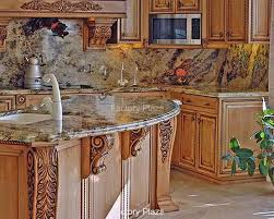 granite countertop hickory cabinets wholesale black and white