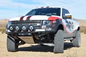 Ford Raptor Rally Truck - raceline front bumper rpg offroad