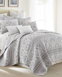 aragon mixed print luxury quilt print quilts bedding bed bath